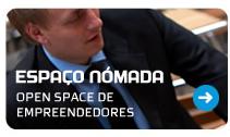 Espaço Nómada / CoWorking - Open Space de Empreendedores